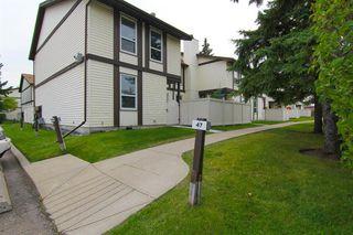 Main Photo: 47 3200 60 Street NE in Calgary: Pineridge Row/Townhouse for sale : MLS®# A1035844
