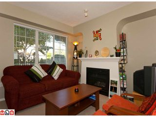 "Photo 3: 62 8775 161ST Street in Surrey: Fleetwood Tynehead Townhouse for sale in ""Ballantyne"" : MLS®# F1021656"