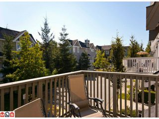 "Photo 7: 62 8775 161ST Street in Surrey: Fleetwood Tynehead Townhouse for sale in ""Ballantyne"" : MLS®# F1021656"