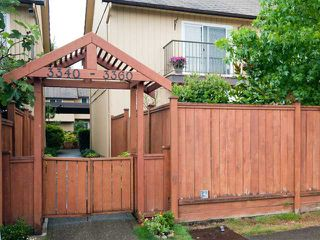Photo 10: 3342 FINDLAY Street in Vancouver: Victoria VE Townhouse for sale (Vancouver East)  : MLS®# V849149