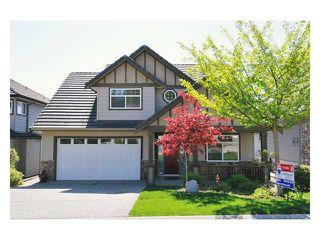 "Main Photo: 23708 ROCK RIDGE Drive in Maple Ridge: Silver Valley House for sale in ""ROCKRIDGE ESTATES"" : MLS®# V854712"