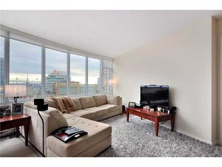 "Photo 14: 1703 833 HOMER Street in Vancouver: Downtown VW Condo for sale in ""ATELIER ON ROBSON"" (Vancouver West)  : MLS®# V861486"