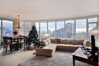 "Photo 2: 1703 833 HOMER Street in Vancouver: Downtown VW Condo for sale in ""ATELIER ON ROBSON"" (Vancouver West)  : MLS®# V861486"