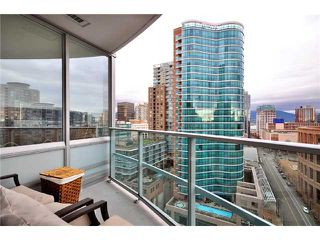 "Photo 20: 1703 833 HOMER Street in Vancouver: Downtown VW Condo for sale in ""ATELIER ON ROBSON"" (Vancouver West)  : MLS®# V861486"