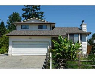 Photo 1: 24849 119TH Avenue in Maple_Ridge: Websters Corners House for sale (Maple Ridge)  : MLS®# V722557