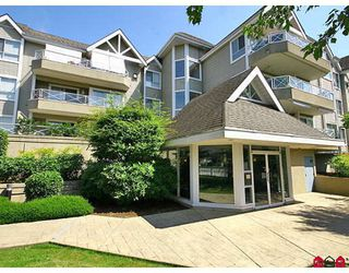 """Photo 1: 101 5556 201A Street in Langley: Langley City Condo for sale in """"MICHAUD GARDENS"""" : MLS®# F2822455"""