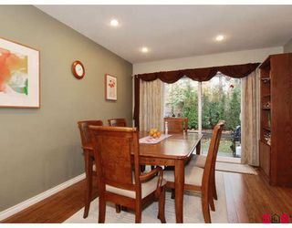 "Photo 4: 30 13918 58TH Avenue in Surrey: Panorama Ridge Townhouse for sale in ""ALDER PARK"" : MLS®# F2830522"