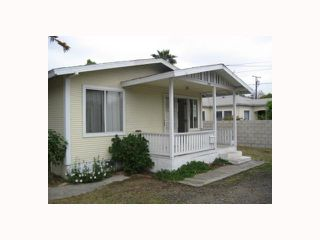 Main Photo: EAST SAN DIEGO House for sale : 2 bedrooms : 355 Juniper in Escondido