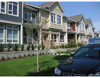 "Photo 1: 3570 WINDSOR Street in Vancouver: Fraser VE Townhouse for sale in ""Windsor Place"" (Vancouver East)  : MLS®# V761699"
