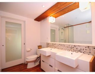 """Photo 6: 501 528 BEATTY Street in Vancouver: Downtown VW Condo for sale in """"BOWMAN LOFTS"""" (Vancouver West)  : MLS®# V770384"""