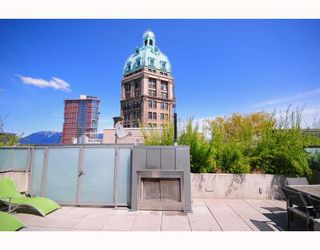 """Photo 9: 501 528 BEATTY Street in Vancouver: Downtown VW Condo for sale in """"BOWMAN LOFTS"""" (Vancouver West)  : MLS®# V770384"""