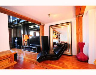 """Photo 3: 501 528 BEATTY Street in Vancouver: Downtown VW Condo for sale in """"BOWMAN LOFTS"""" (Vancouver West)  : MLS®# V770384"""