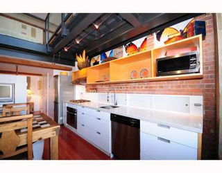 """Photo 2: 501 528 BEATTY Street in Vancouver: Downtown VW Condo for sale in """"BOWMAN LOFTS"""" (Vancouver West)  : MLS®# V770384"""