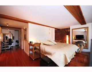 """Photo 5: 501 528 BEATTY Street in Vancouver: Downtown VW Condo for sale in """"BOWMAN LOFTS"""" (Vancouver West)  : MLS®# V770384"""