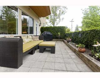 Photo 1: 102 5626 LARCH Street in Vancouver: Kerrisdale Condo for sale (Vancouver West)  : MLS®# V772542