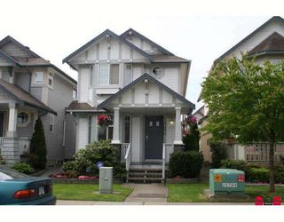 """Photo 1: 18488 66A Avenue in Surrey: Cloverdale BC House for sale in """"CLOVER VALLEY STATION"""" (Cloverdale)  : MLS®# F2913549"""