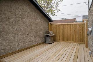 Photo 20: 217 Melrose Avenue West in Winnipeg: West Transcona Residential for sale (3L)  : MLS®# 1922144