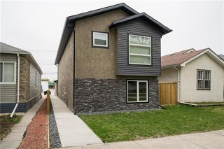 Photo 1: 217 Melrose Avenue West in Winnipeg: West Transcona Residential for sale (3L)  : MLS®# 1922144