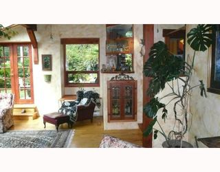 "Photo 4: 1100 LENORA Road: Bowen Island House for sale in ""DEEP BAY"" : MLS®# V781428"