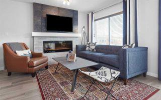 Photo 5: 3807 CHRUSTAWKA Place in Edmonton: Zone 55 House Half Duplex for sale : MLS®# E4199058