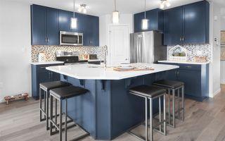Photo 2: 3807 CHRUSTAWKA Place in Edmonton: Zone 55 House Half Duplex for sale : MLS®# E4199058