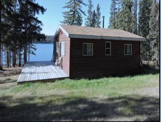 "Photo 1: 59017 BLACKWATER Road in Prince George: Blackwater House for sale in ""BOBTAIL LAKE"" (PG Rural West (Zone 77))  : MLS®# R2460791"