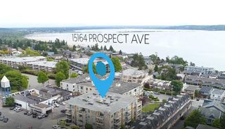 Photo 20: 405 15164 PROSPECT Avenue: White Rock Condo for sale (South Surrey White Rock)  : MLS®# R2466686