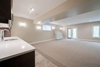Photo 32: 23 20425 93 Avenue in Edmonton: Zone 58 House Half Duplex for sale : MLS®# E4202777