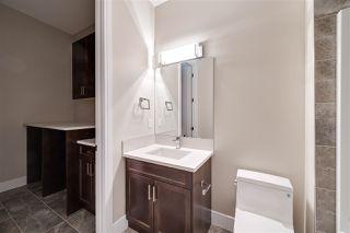 Photo 25: 23 20425 93 Avenue in Edmonton: Zone 58 House Half Duplex for sale : MLS®# E4202777