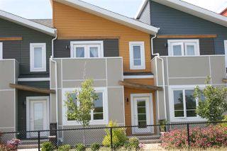 Photo 1: 31 1480 WATT Drive in Edmonton: Zone 53 Townhouse for sale : MLS®# E4206186