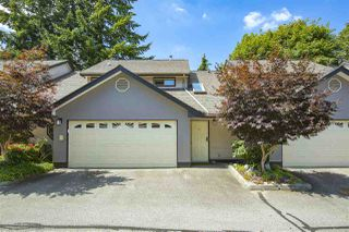 "Photo 1: 8 20841 DEWDNEY TRUNK Road in Maple Ridge: Northwest Maple Ridge Townhouse for sale in ""Kichler Station"" : MLS®# R2483806"