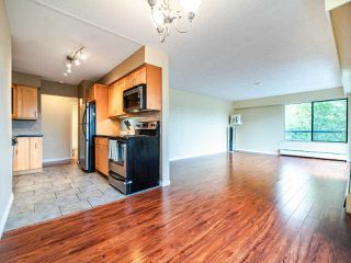"Main Photo: 209 4345 GRANGE Street in Burnaby: Central Park BS Condo for sale in ""Panorama Place"" (Burnaby South)  : MLS®# R2487035"