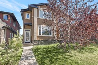 Main Photo: 1412 26A Street SW in Calgary: Shaganappi Semi Detached for sale : MLS®# A1035824