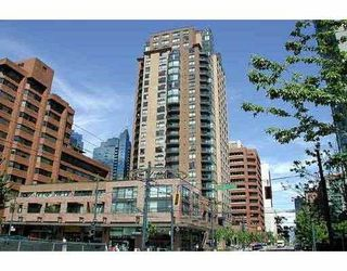 "Main Photo: 314 1189 HOWE ST in Vancouver: Downtown VW Condo for sale in ""THE GENESIS"" (Vancouver West)  : MLS®# V558273"