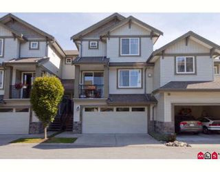 Photo 1: 15 14453 72ND Avenue in Surrey: East Newton Townhouse for sale : MLS®# F2921667