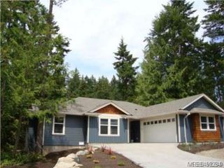 Photo 1:  in VICTORIA: ML Cobble Hill Single Family Detached for sale (Malahat & Area)  : MLS®# 493284
