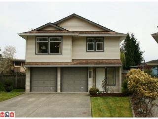 Photo 1: 31840 JERVIS Court in Abbotsford: Abbotsford West House for sale : MLS®# F1010654