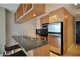 "Photo 2: 401 1010 RICHARDS Street in Vancouver: Downtown VW Condo for sale in ""THE GALLERY"" (Vancouver West)  : MLS®# V832364"