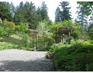 "Photo 4: 456 COLLINS FARM RD: Bowen Island House for sale in ""COLLINS FARM"" : MLS®# V566784"