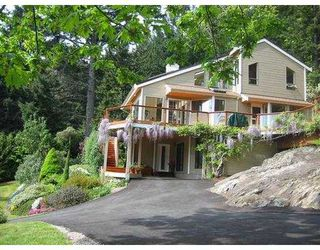 "Photo 2: 456 COLLINS FARM RD: Bowen Island House for sale in ""COLLINS FARM"" : MLS®# V566784"