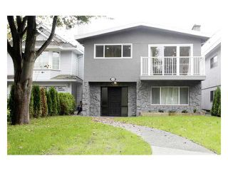 Photo 1: 1420 PARK Drive in Vancouver: Marpole House for sale (Vancouver West)  : MLS®# V866136