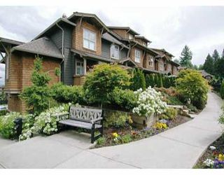 """Photo 1: 238 600 PARK CR in New Westminster: GlenBrooke North Townhouse for sale in """"THE ROYCROFT"""" : MLS®# V592216"""