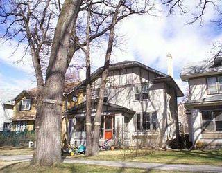 Photo 1: 94 NIAGARA Street in WINNIPEG: River Heights / Tuxedo / Linden Woods Single Family Detached for sale (South Winnipeg)  : MLS®# 2605281
