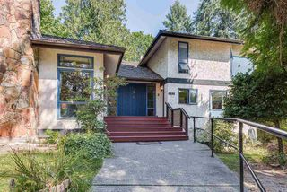 Main Photo: 4455 STONE Court in West Vancouver: Cypress House for sale : MLS®# R2392991