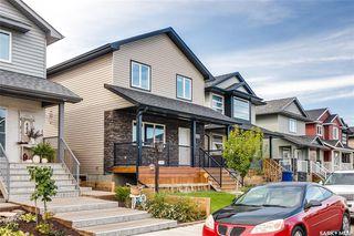 Main Photo: 438 Geary Crescent in Saskatoon: Hampton Village Residential for sale : MLS®# SK785270