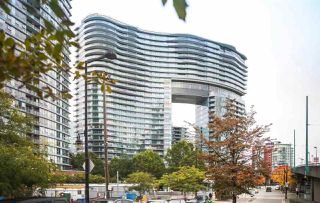 "Photo 11: 603 89 NELSON Street in Vancouver: Yaletown Condo for sale in ""THE ARC"" (Vancouver West)  : MLS®# R2414880"
