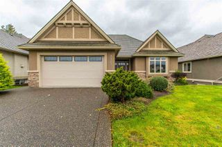 "Photo 1: 3923 COACHSTONE Way in Abbotsford: Abbotsford East House for sale in ""CREEKSTONE ON THE PARK"" : MLS®# R2418602"