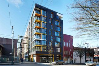 "Main Photo: 803 150 E CORDOVA Street in Vancouver: Downtown VE Condo for sale in ""InGastown"" (Vancouver East)  : MLS®# R2422698"