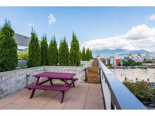 "Photo 19: 803 150 E CORDOVA Street in Vancouver: Downtown VE Condo for sale in ""InGastown"" (Vancouver East)  : MLS®# R2422698"