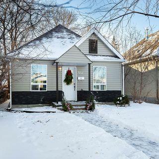Photo 1: 180 Chalmers Avenue in Winnipeg: Elmwood Residential for sale (3A)  : MLS®# 202000532